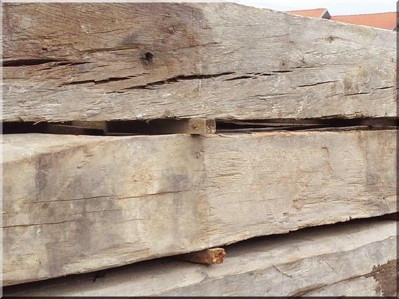 bontott gerenda, antik faanyagok