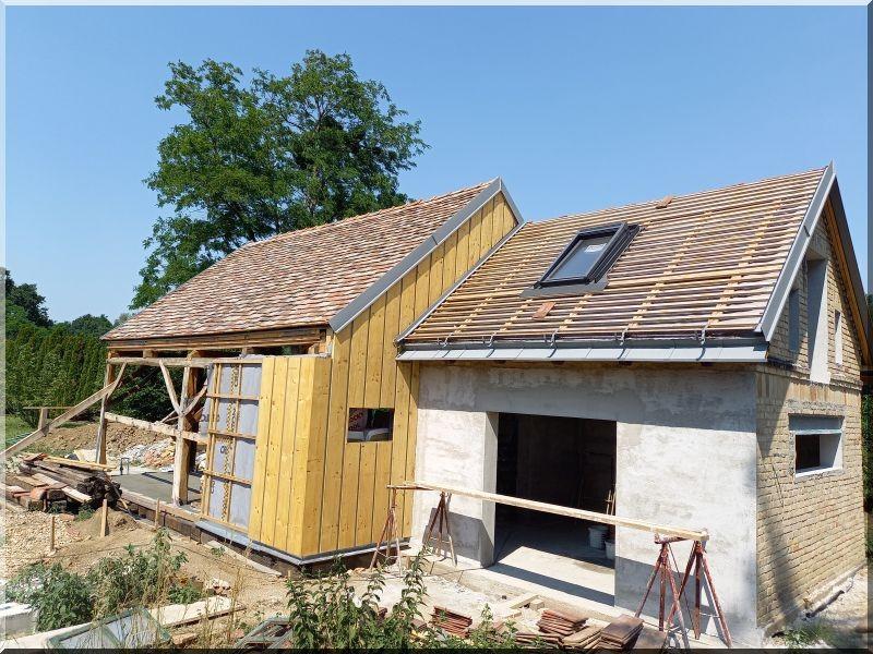 fa tetők javítása, cserepezés, szerkezetjavítás