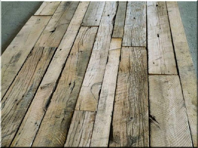 Bontott deszka antik b tor egyedi nat r fa s loft for Unconventional flooring ideas