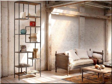 Furnishings, loft industry