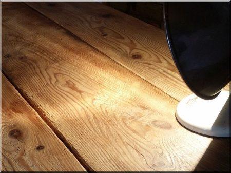 Asztallap, antik fenyő deszka