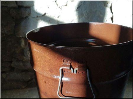 40 liter plate drum