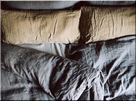 Home textiles, wabi sabi