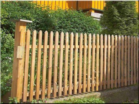 Gyalult kerítésléc -