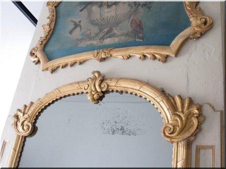 Itáliai barokk bútor -