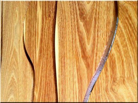 Large acacia plank (carpenter)