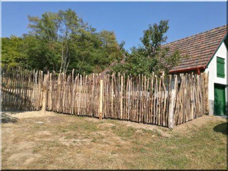 Zulu fence, 7 - 9 cm
