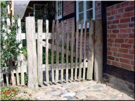 Zulu kerítéselem, 5 - 7 cm