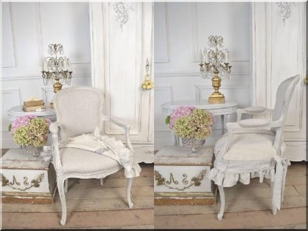 Armchair, country chic