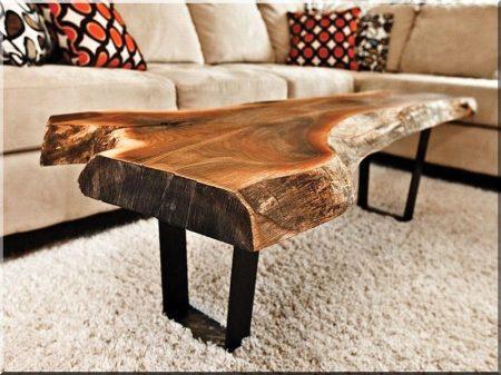 Rusztikus asztalok