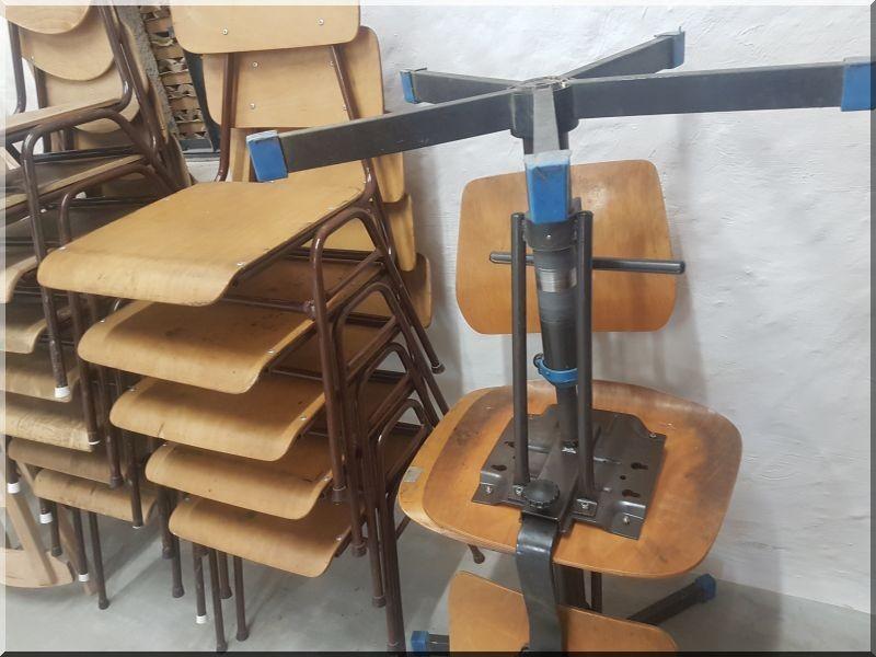 ipari stílusú loft bútor