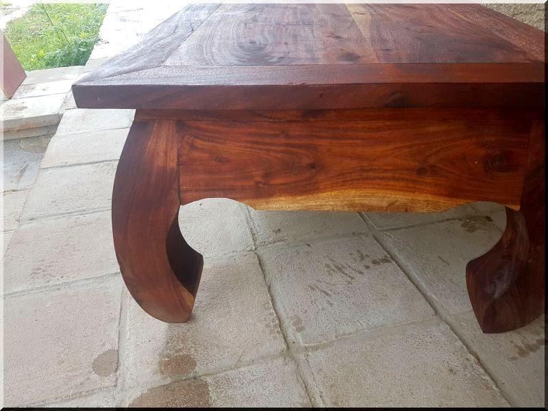 Indonéz asztal - Antik bútor, egyedi natúr fa és loft designbútor ...