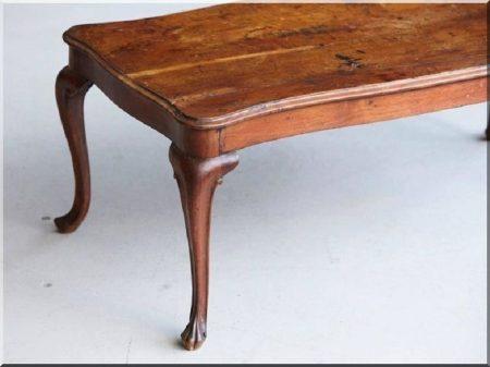 Antik bútor, barokk asztal -