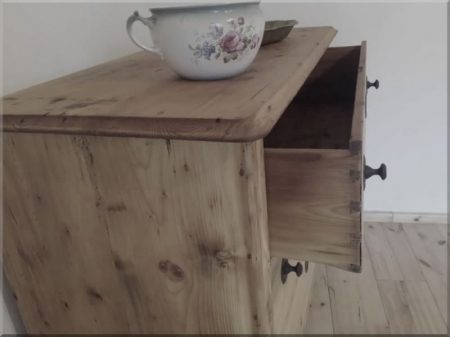 Biedermeier chest of drawers