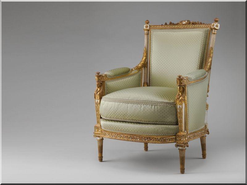Francia barokk bútorok - Antik bútor, egyedi natúr fa és loft ...