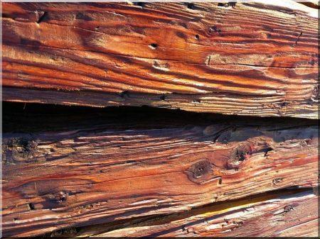 Farbloses biologisches Holzschutzöl