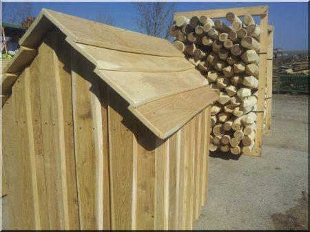 Locust dog-kennel, padded,size V