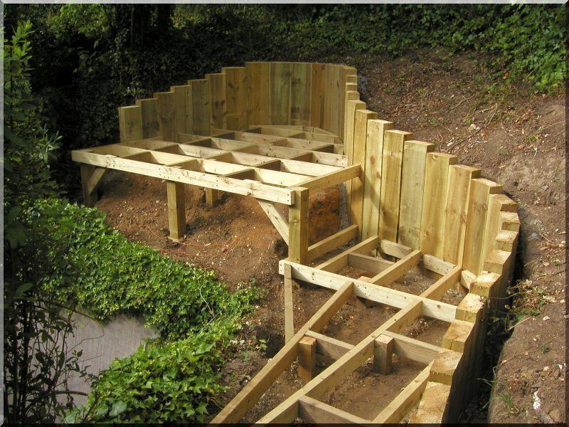holzauflage akazie zur versch nung der terrasse s geware f r balkonbau garteneinfassung. Black Bedroom Furniture Sets. Home Design Ideas