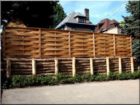 Retaining wall,  Veszprém