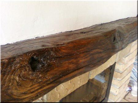 Lumber,  20 x 20 cm