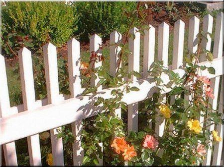 Small oak fence element, 85 cm