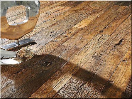 Antik padló -