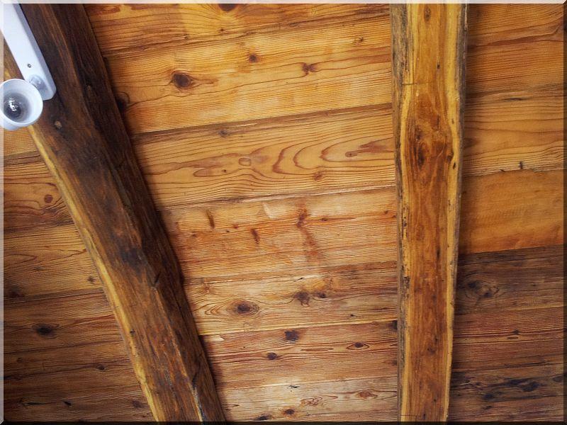Padlásdeszka antik faanyagokból, kattint >>> nagyobb kép