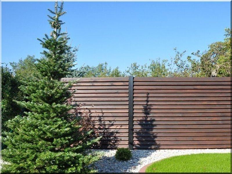 Gyalult deszka, fenyő kerítéselem, 1.75 méteres