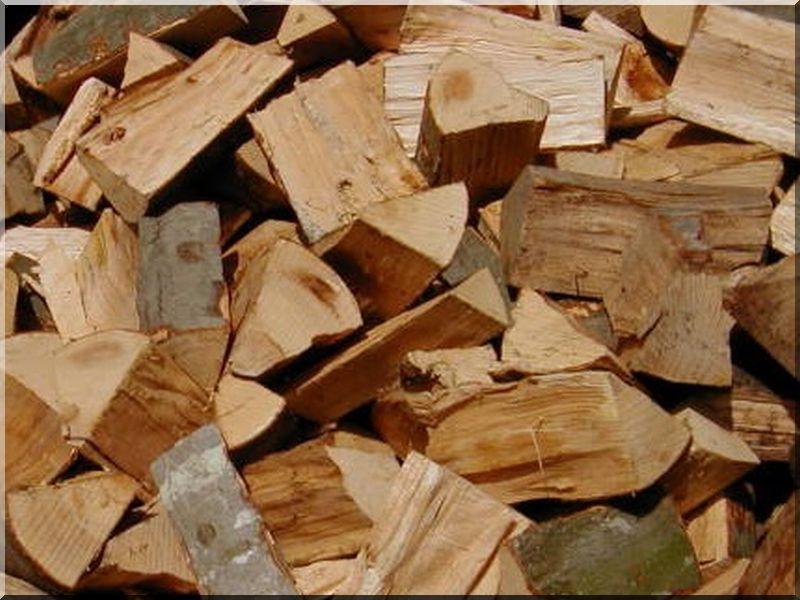 Konyhakész tűzifa