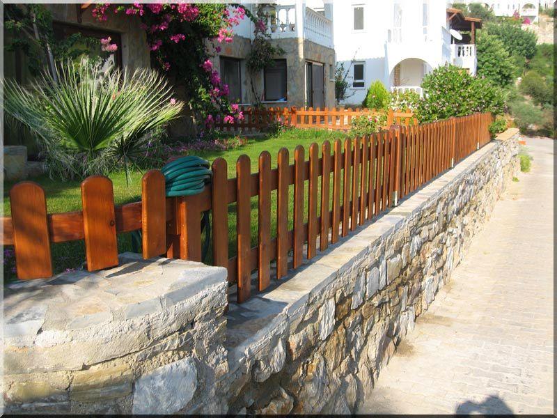 Akác kerítéselem, 1 méteres