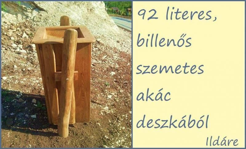 92 literes hulladékgyűjtő -