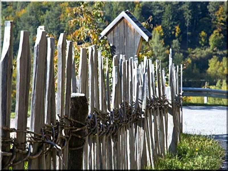 Balaton kerítéspanel, akác