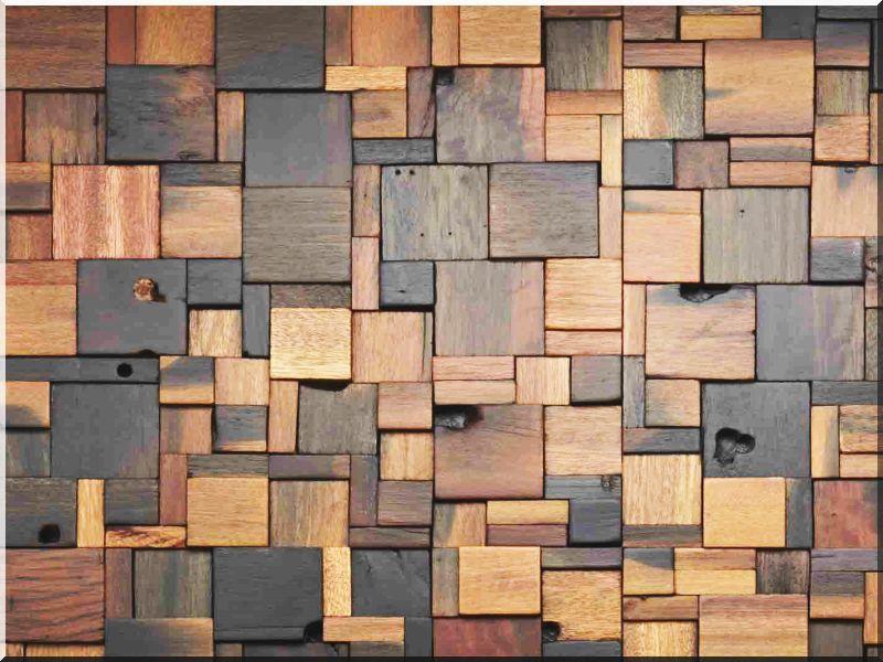 Egzotikus fa dekoráció