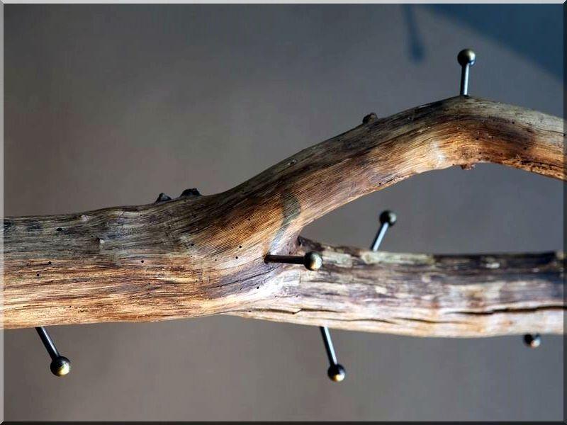 Kérgezett, csiszolt akác ágasfa, villás- fa oldalunk kínálatában, kattint >>> link
