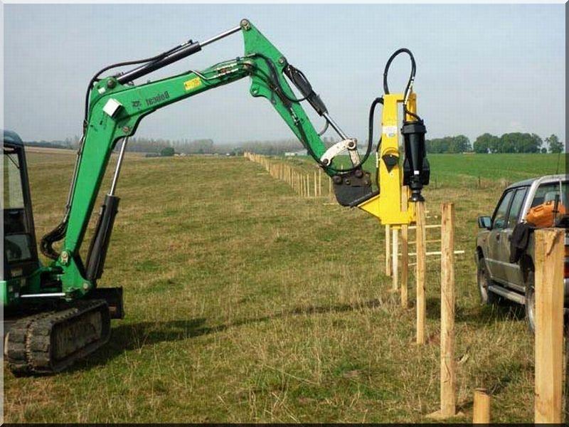 szarvasmarha karámok építése