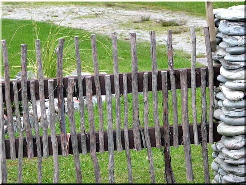 Zulu kerítéselem, 2 - 3 cm