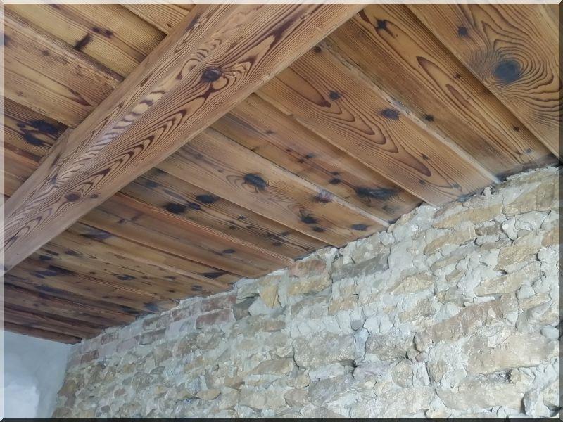 Antik faanyagok, belsőépítészet