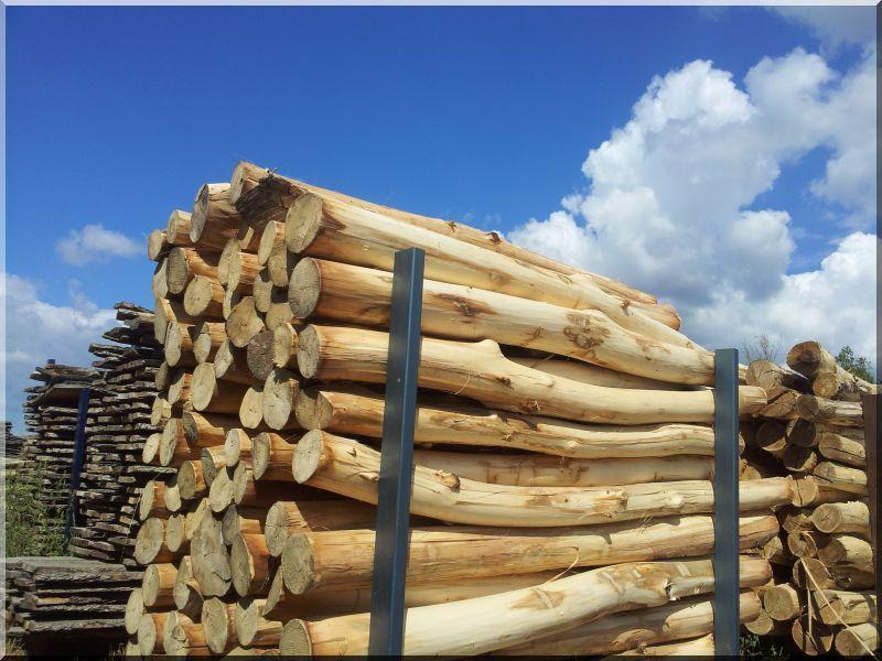Vas kaloda hengeres fa tárolására -