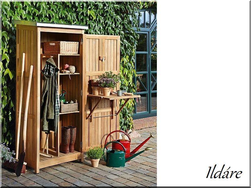 Kerti szekrény -