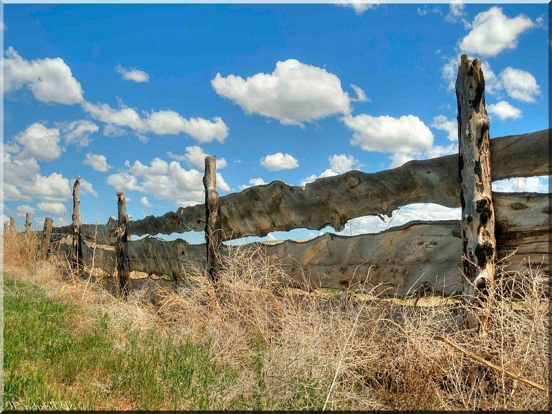 Ranch kerítés